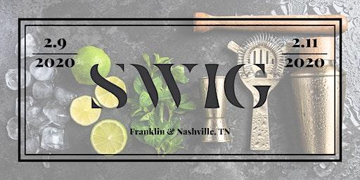 SWIG - Mobile Bar Conference Franklin, TN Feb 9-11, 2020