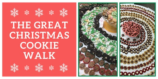 The Great Christmas Cookie Walk