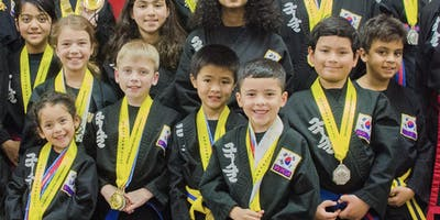 Introductory Month of Unlimited Martial Arts Classes for ages 7-12