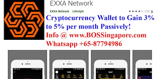 Cryptocurrency Wallet With Potential To Earn 5%/month Passively! Free Intro