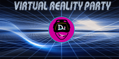 Daddy Daughter Time's Virtual Reality Party