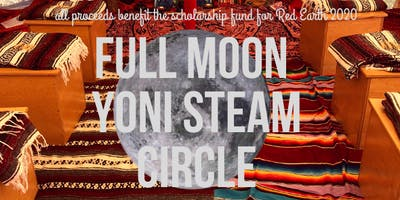 September Full Moon Yoni Steam Circle