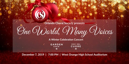 One World, Many Voices: A Winter Celebration Concert