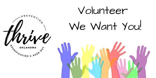 Thrive OK Volunteer Training