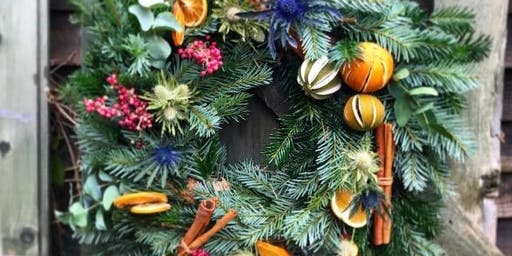 Bloemen Wreath Making Workshop