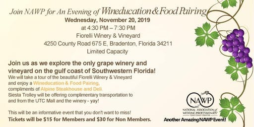 Wineducation & Food Pairing