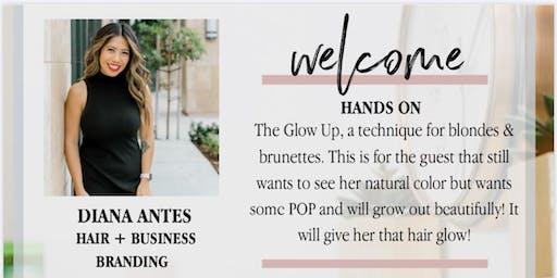 Diana Antes Hair & Business Branding