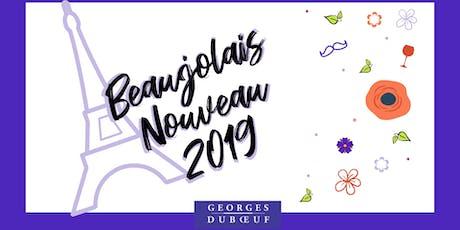 Beaujolais Nouveau 2019 entradas