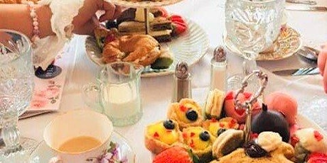 Holiday High Tea - Tea Party tickets
