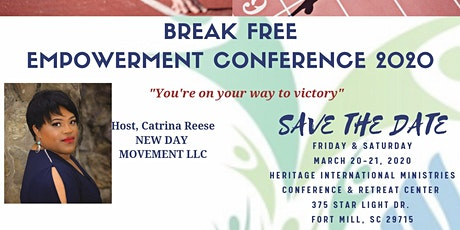 Break Free Empowerment Conference 2020 tickets