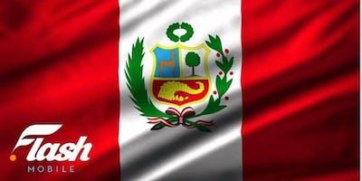 Expansión Flash mobile Perú