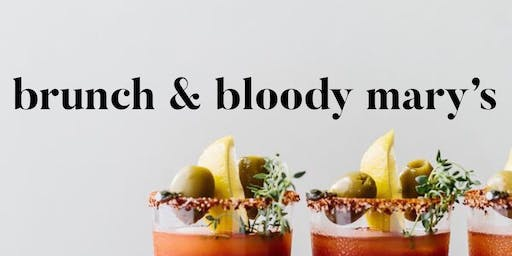 Brunch & Bloody Mary's