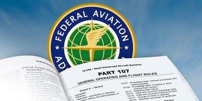 FAA UAS Part 107 Remote Pilot Certificate Test Preparation