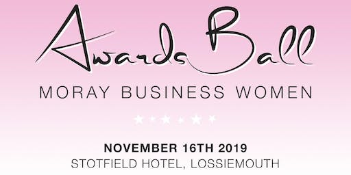 Moray Business Women Awards Ball 2019