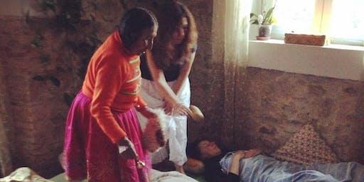 Group Healing with Doña Maria Apaza Andean Priestess