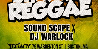 Scorpios invades Strictly Reggae EDITION guest list VIP Guest list