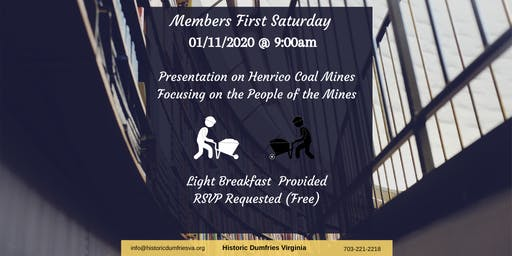 Members First Saturday Morning