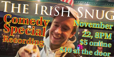 Comedy Special: Live Recording at The Irish Snug