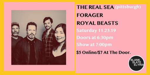 The Real Sea/Forager/Royal Beasts