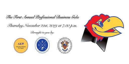 KU B-School - Professional Business Gala