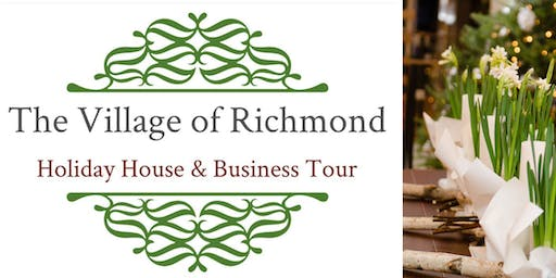 The Village of Richmond Holiday House & Business Tour