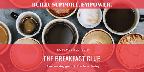 The Fraser Valley Breakfast Club tickets