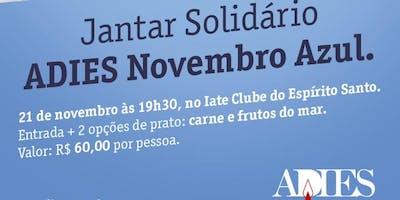 Jantar Solidário ADIES - Iate Clube do ES
