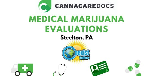 Medical Marijuana Evaluations in Steelton, PA