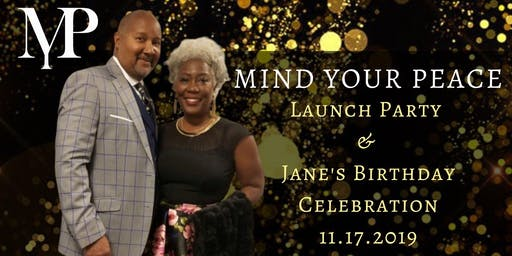 Mind Your Peace Launch Party