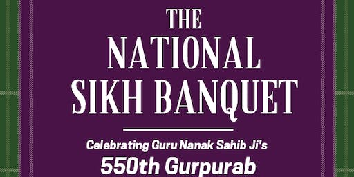 National Sikh Banquet 2019