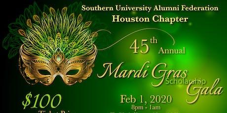 45th Annual Mardi Gras Scholarship Gala tickets