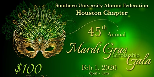 45th Annual Mardi Gras Scholarship Gala