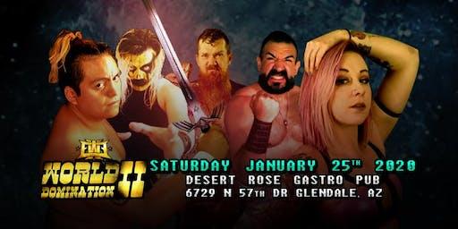 Elite Wrestling Entertainment Presents - World Domination 2