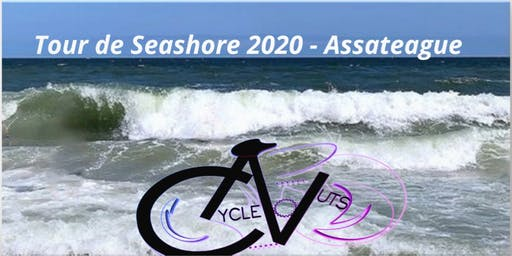 Tour de Seashore - Assateague National Seashore, Maryland - 13 mile tour