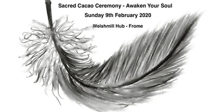 Sacred Cacao Ceremony - Awaken your Soul tickets