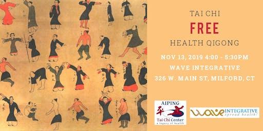 Tai Chi and Health Qigong Presentation