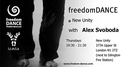 freedomDANCE with Alex Svoboda tickets
