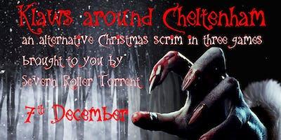 Klaws around Cheltenham - an alternative Christmas scrim in three games