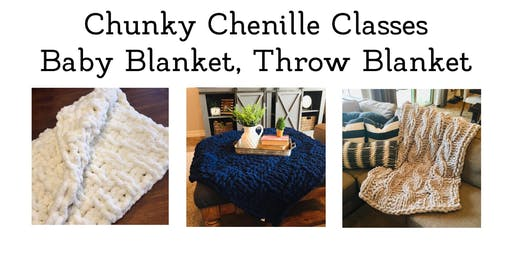 Chunky Blankets