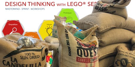 DESIGN THINKING WITH LEGO SERIOUS PLAY tickets