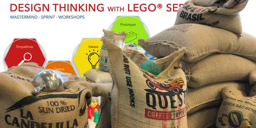 DESIGN THINKING WITH LEGO SERIOUS PLAY