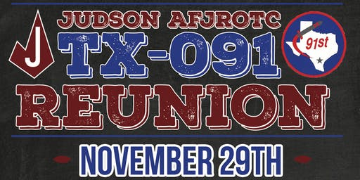 Judson AFJROTC TX-091 Corps Reunion