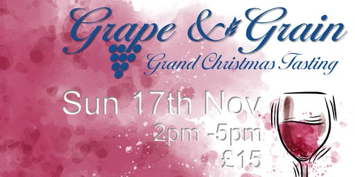 Grape & Grain Wine Tasting