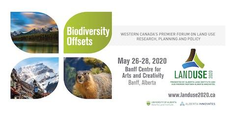 Land Use 2020: Biodiversity Offsets billets