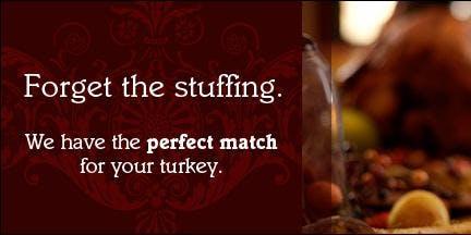 Thanksgiving Tasting Extravaganza!