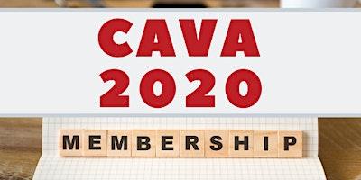 2020 CAVA Membership