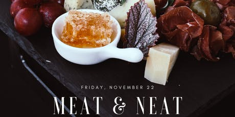 Roots and Wings Distillery: Meat & Neat tickets