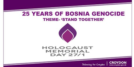 HOLOCAUST MEMORIAL DAY 2020- STAND TOGETHER tickets