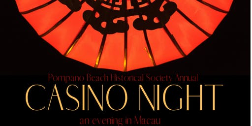 Casino Night! An Evening in Macau