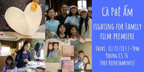Cafe Am: Fighting for Family Film Premiere tickets